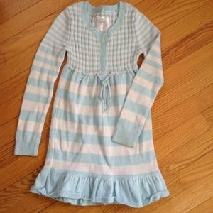 Justice Girls Sweater Dress Sparkle